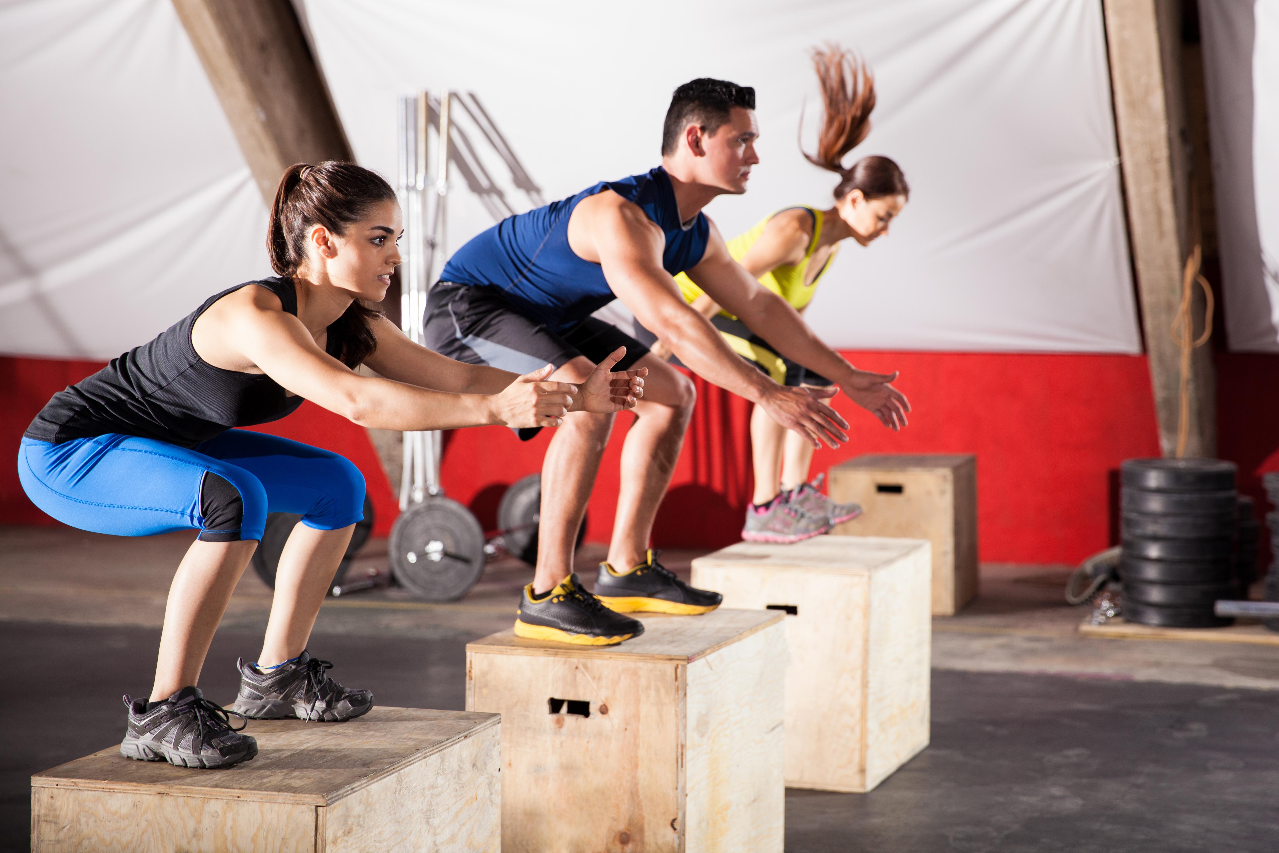 CrossFit: Details & Advantages