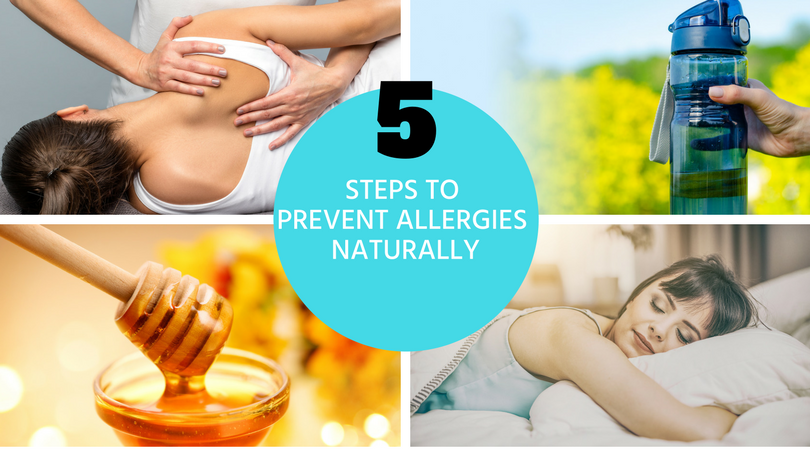 Natural Remedies For Allergy Season