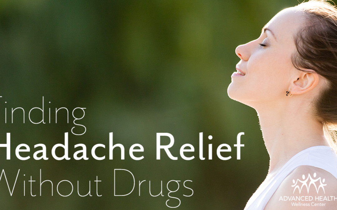 Finding Headache Relief Without Drugs