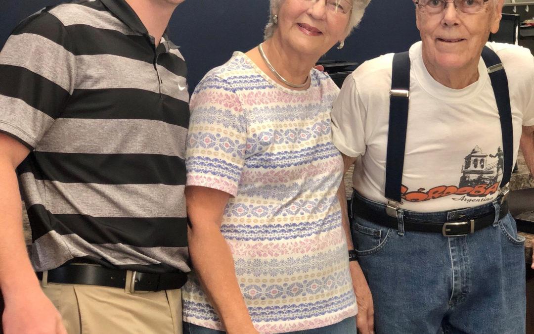 Bob & Kay Grubb