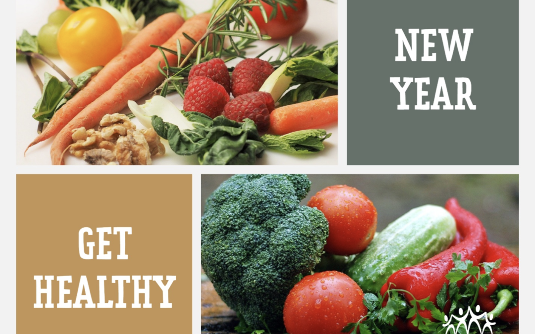 New Year = New Opportunity to Get Healthier